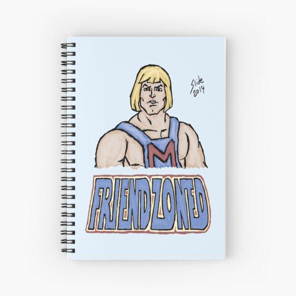 Friendzoned, 2014 Spiral Notebook