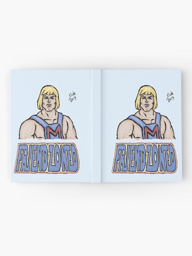 Alternate view of Friendzoned, 2014 Hardcover Journal