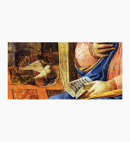 The Annunciation Photographic Print