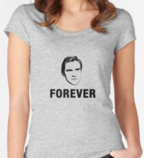 Matthew Forever Women's Fitted Scoop T-Shirt