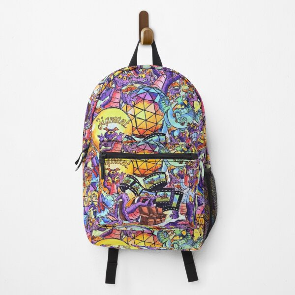 Figment & Epcot Backpack