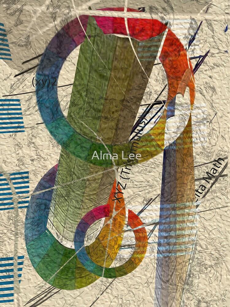 Moses Formula III by Alma Lee