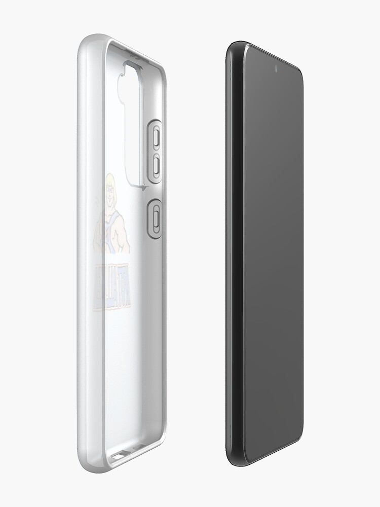 Alternate view of Not All Men, 2014 Case & Skin for Samsung Galaxy