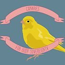 Canaries For Body Sovereignty by lucymbonner