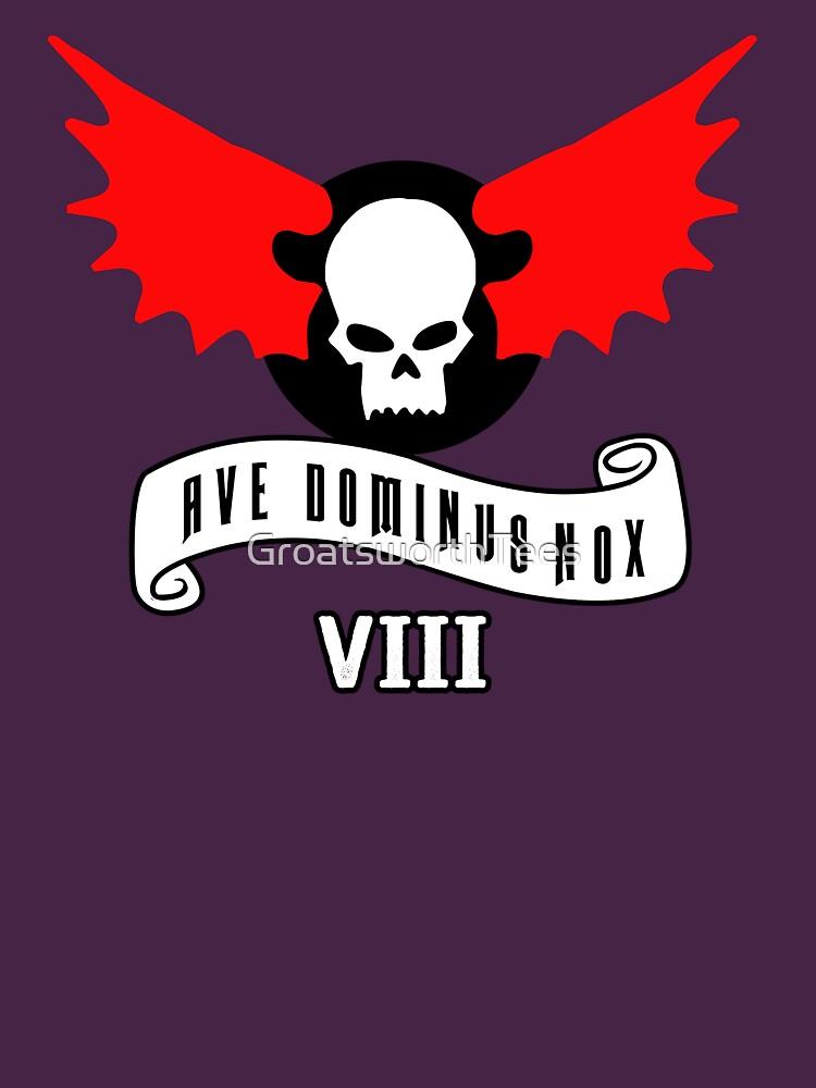 AVE DOMINUS NOX - VIII | Unisex T-Shirt
