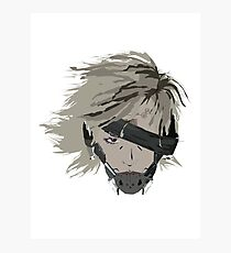 Raiden Photographic Print