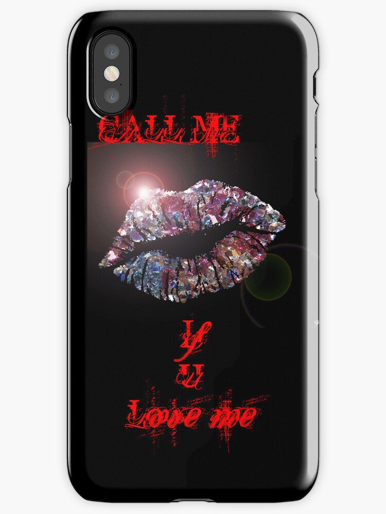Call me IF U Love me  by 01 CLIC factory