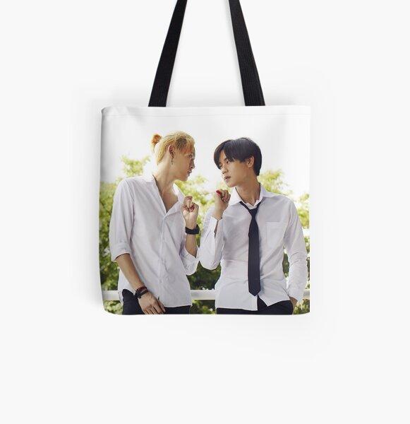 Until we meet again  All Over Print Tote Bag