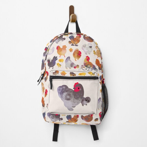 Chicken and Chick Backpack