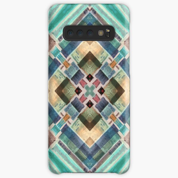 Abstract Mandala Samsung Galaxy Snap Case