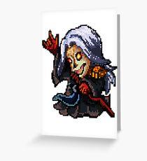 Pixel Pentakill Karthus Greeting Card