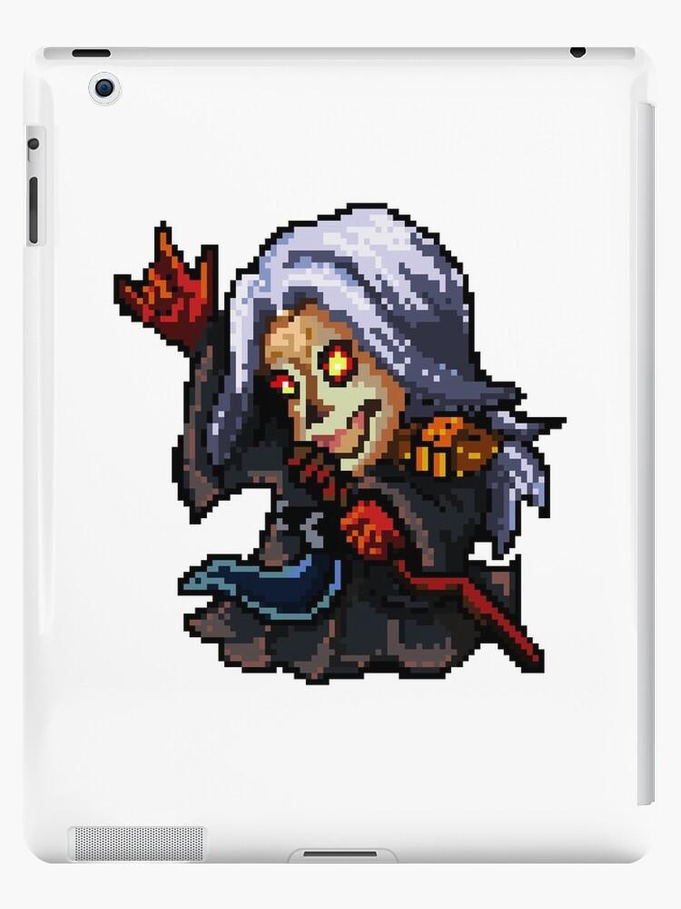 Pixel Pentakill Karthus by Pixel-League