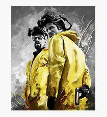 breaking bad Photographic Print