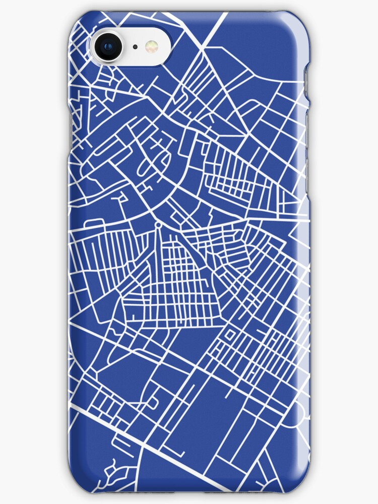 The blue city by severodan
