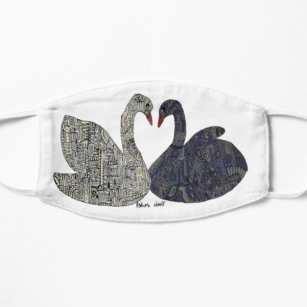 Robot Swans Mask