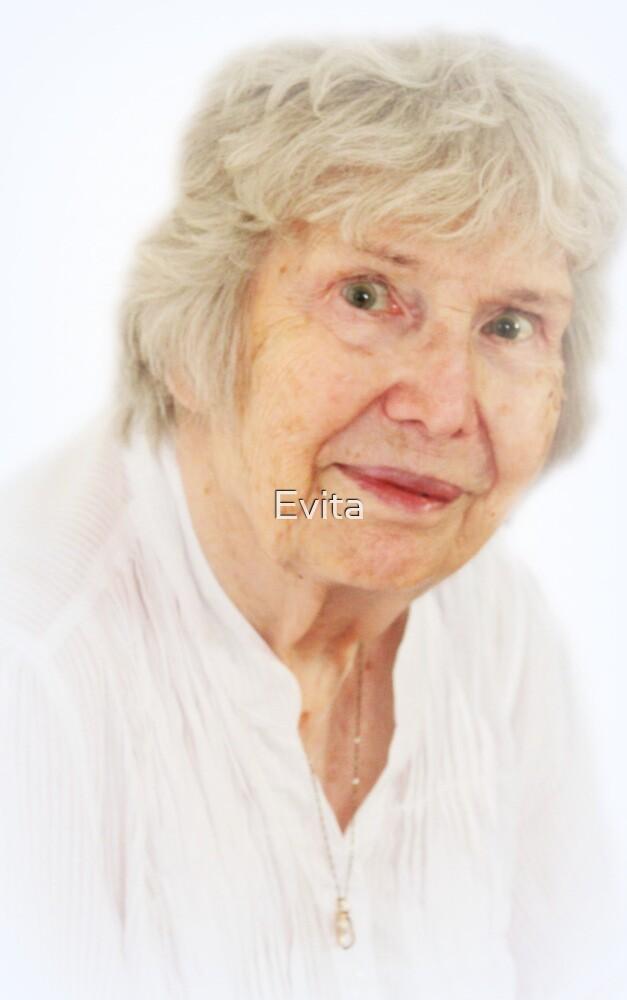 With Age Comes Wisdom by Evita