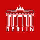 Brandenburg Gate - Berlin by metronomad