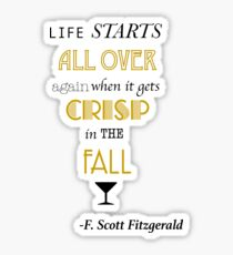 Life Starts All Over (THE CLASSICS COLLECTION) Sticker