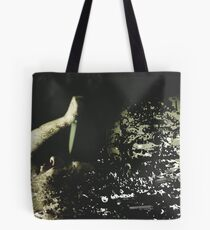 Self Destruction Tote Bag