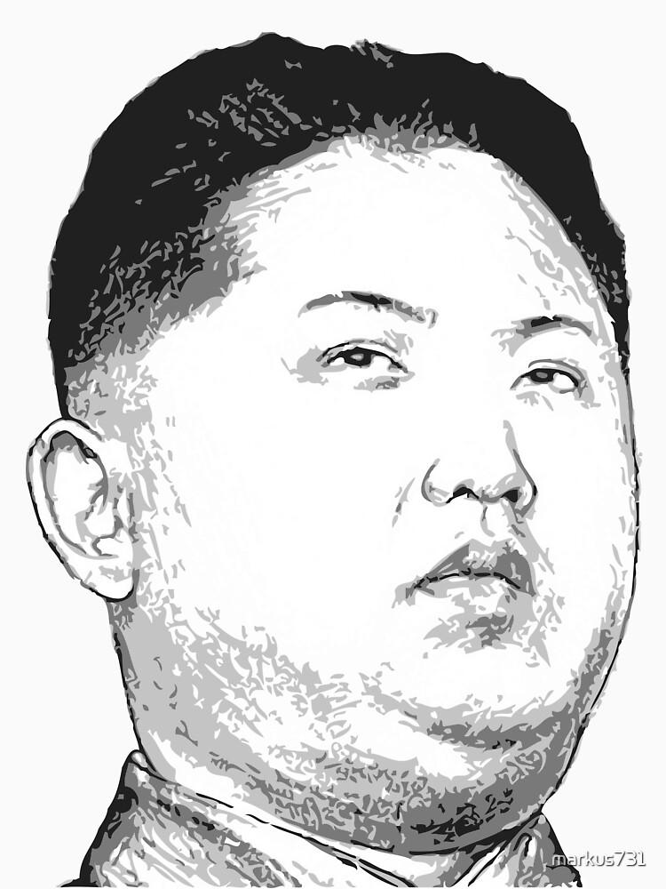 Kim Jong Un | Unisex T-Shirt