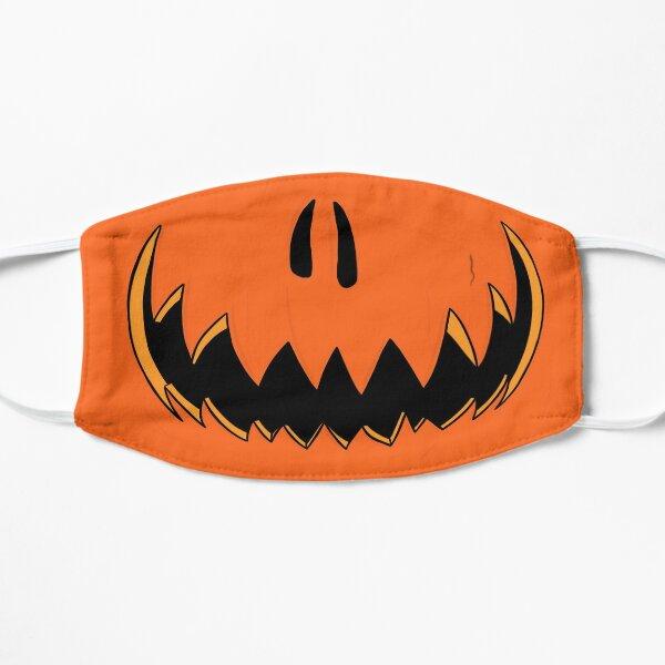 Pumpkin Grin Face Mask Mask