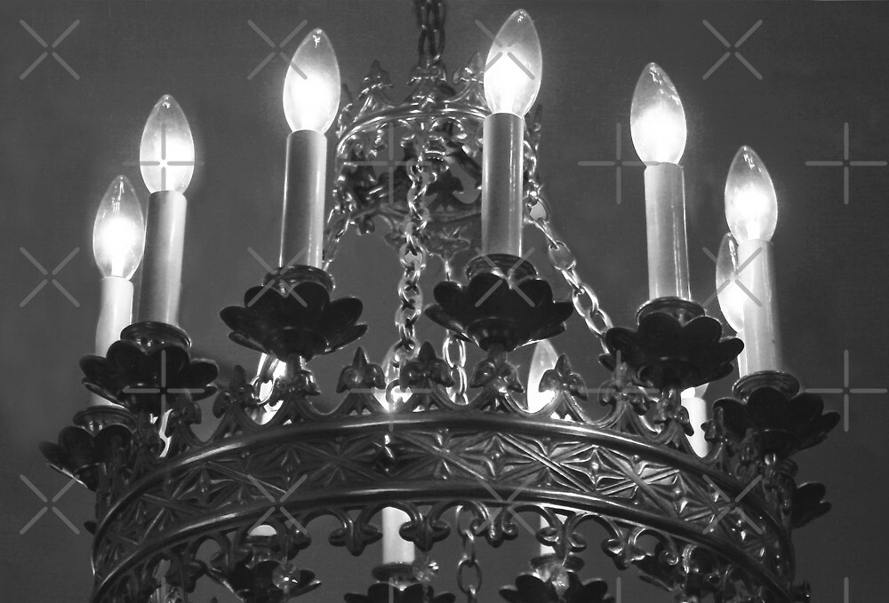 Antique Crown Of Lights  by Heather Friedman