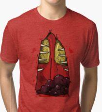 Headcrab Zombie Tri-blend T-Shirt