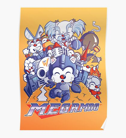 MegaMog Poster