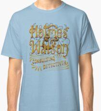 Holmes & Watson Classic T-Shirt