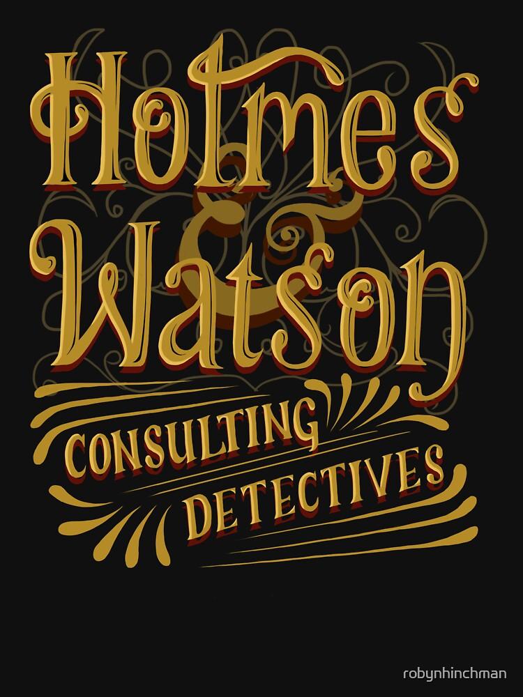 Holmes & Watson | Unisex T-Shirt