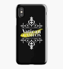 Vatican Cameos!  iPhone Case