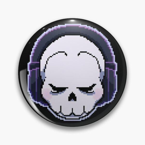 Pixel and Chill Pin