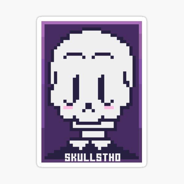 vote for skullstho Sticker