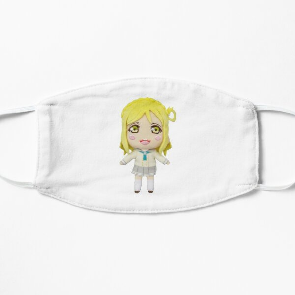 Cursed Mari Mask