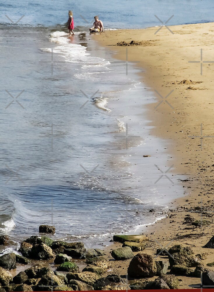 Ferry Landing Beach by Heather Friedman