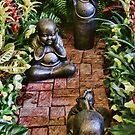 Zen Garden Trio by shutterbug2010