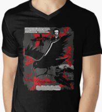 The Following: Quotes of a Killer Men's V-Neck T-Shirt