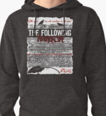 The Following:Nevermore Pullover Hoodie
