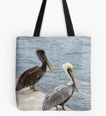 Take off on the count of three! Tote Bag
