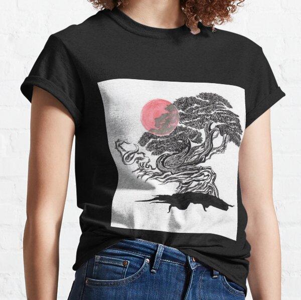 Bonzaï/ culture japonaise  T-shirt classique