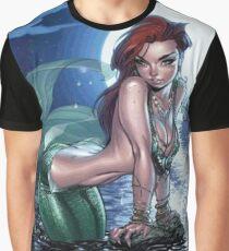 Siren, mermaid Graphic T-Shirt