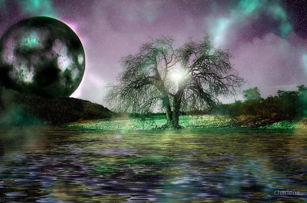 Another World... by charlena