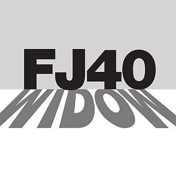 FJ40 Widow Shadow by FJ40Widow