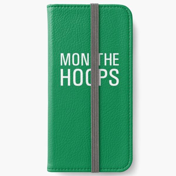 Mon The Hoops iPhone Wallet
