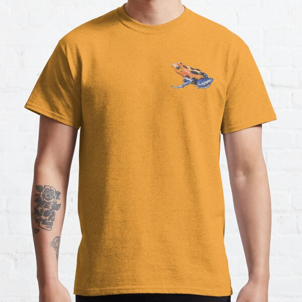 Poison Dart Frog Icon Classic T-Shirt