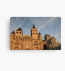 The High Cathedral of Saint Peter in Trier Metal Print