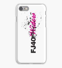 FJ40 Widow Splat iPhone Case/Skin