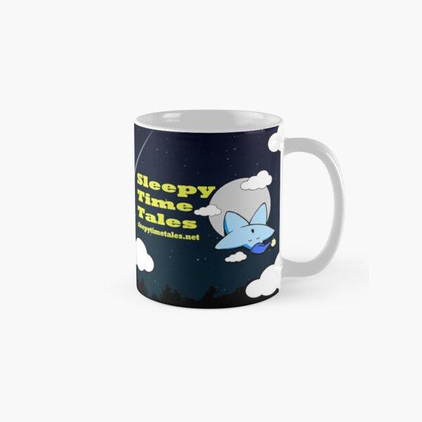 Sleepy Time Logo with Background Classic Mug
