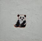Tiny Panda by Michael Creese
