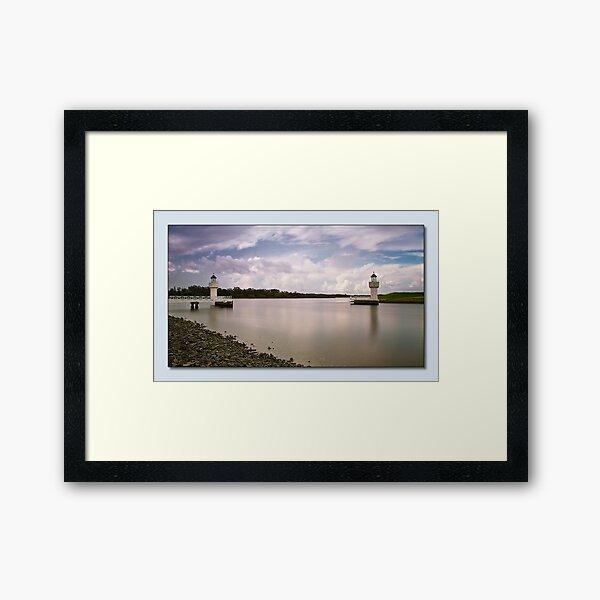 Port Macquarie 01 Framed Art Print